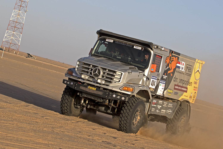 De eerste dag in Mauritanië