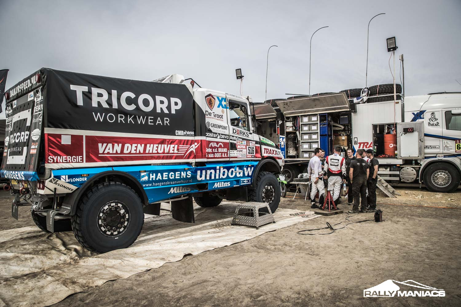 Maurik van den Heuvel begaat 'doodzonde' in mini-Dakar