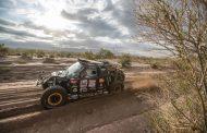 Échte Dakar-dag voor Tim en Tom Coronel