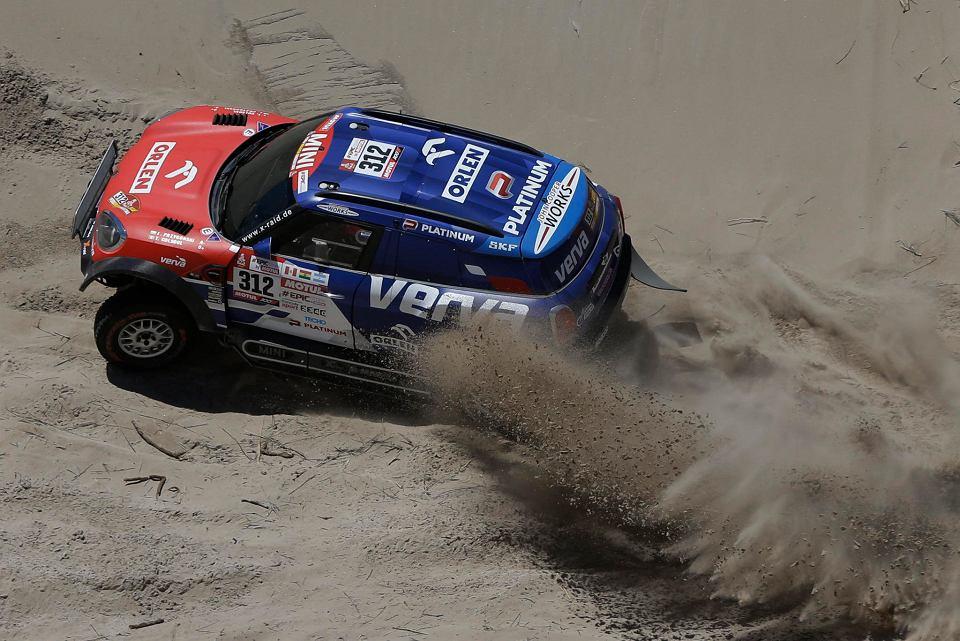 Dakar 2018: de afrekening - Auto's