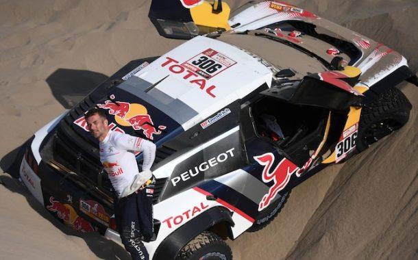 Dakar 2018 etappe 5: Worstel en kom boven