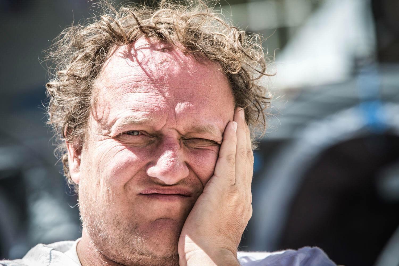 Bizarre eerste Dakar-week voor Marc Leeuw