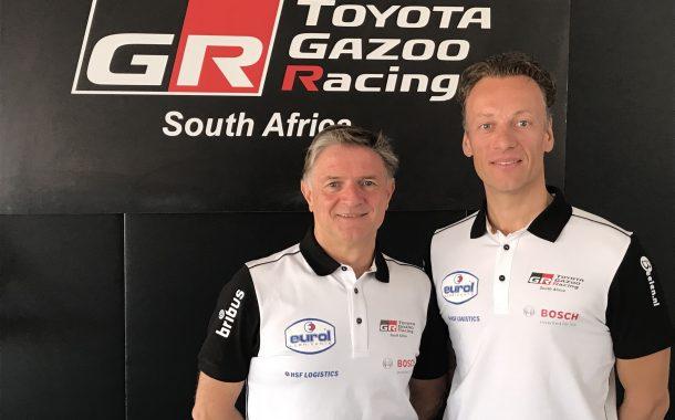 Bernhard ten Brinke is klaar voor Dakar Rally 2018