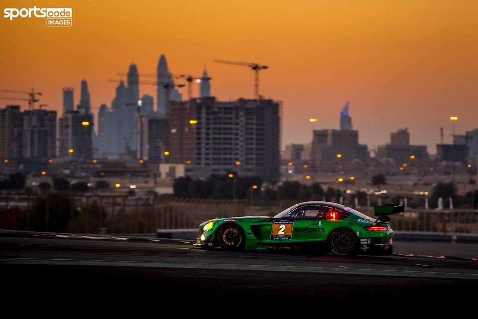 Yelmer begint nieuw racejaar met overwinning 24h Dubai!