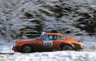 Deflandre-Lambert (Porsche 911) eerste winnaars in 'Challenger'  Van Dalen-Minguet (Ford Escort MK2) bevestigen in 'Classic'