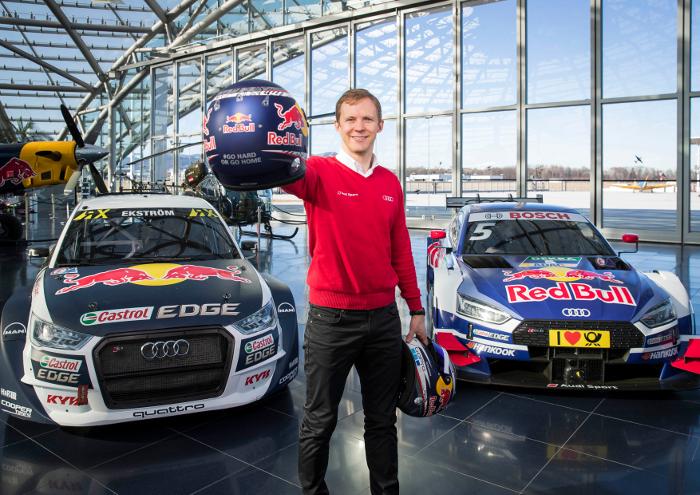 Ekström concentreert zich op World Rallycross, Robin Frijns in DTM!