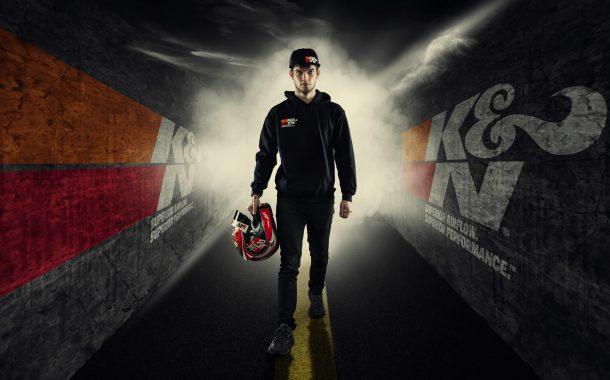 Europees GT4-kampioen Max Koebolt wordt ambassadeur K&N Filters