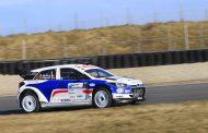 Korte, maar hevige test voor Bob de Jong met Hyundai i20 R5