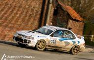 Leerzame Rallye de Hannut voor het 3D rallysport team