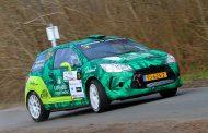 Roald Leemans op puntenkoers na de Zuiderzee Rally