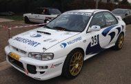 Het 3D rallysport-team dubbel aanwezig aan de start in de 50e Rallye de Hannut.