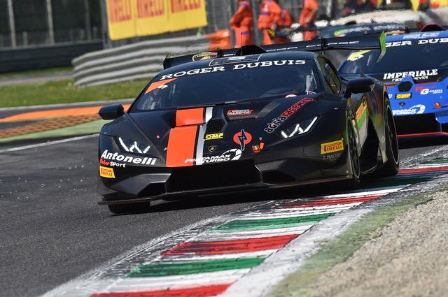 Gastrijder Van Uitert succesvol bij Lamborghini debuut
