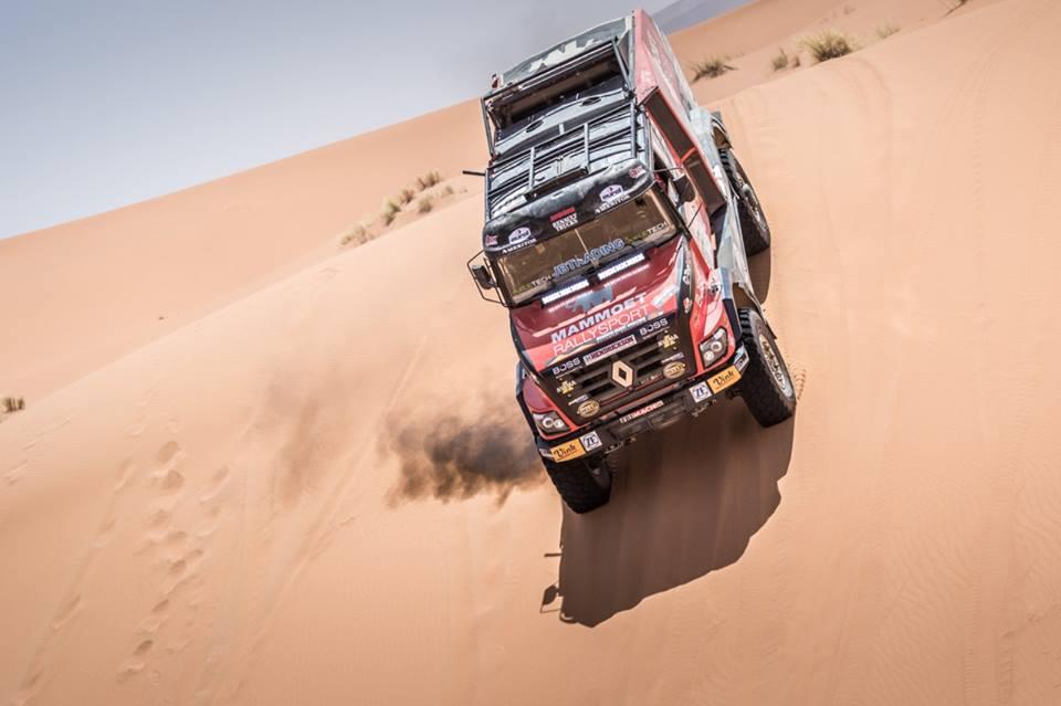 Honger van Mammoet Rallysport nog niet gestild