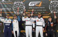SRT beleeft zeer uiteenlopend weekend op Circuit Zolder