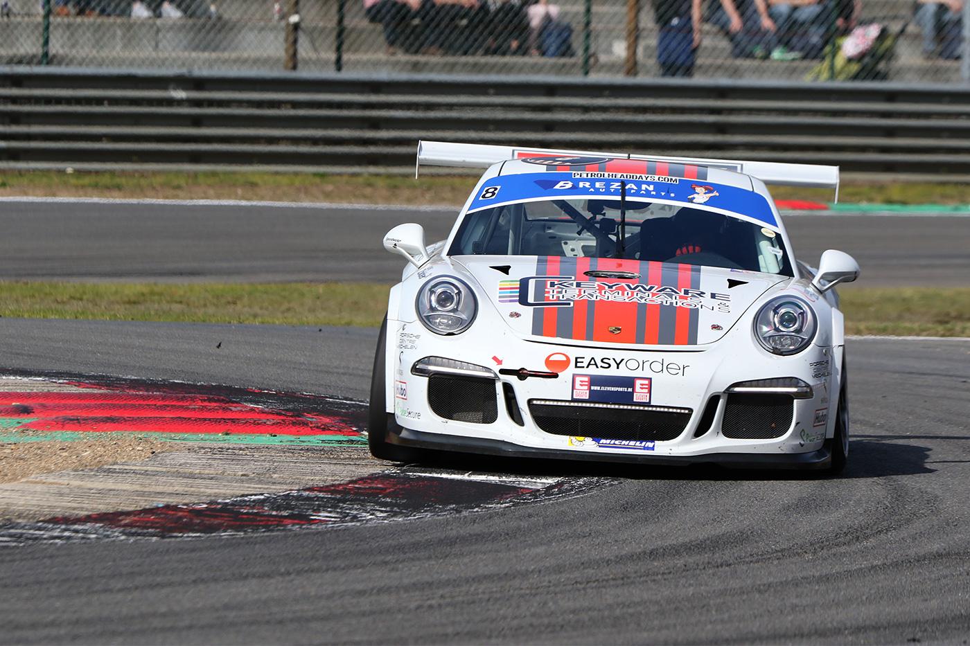 Goede start voor Independent Motorsports