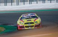 Een leerrijk weekend voor Maxim Pampel in NASCAR Whelen Euro Series
