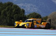 Racing Team Nederland maakt kilometers op Paul Ricard