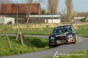 11 R5 wagens en 4 Wrc's - Volledige deelnemerslijst moderne wagens - 6 Uren van Kortrijk