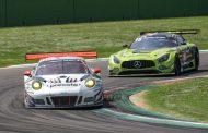 Herberth Motorsport terug op het winnende pad bij de Hankook 12H IMOLA