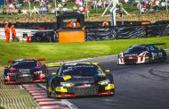 Een perfect weekend voor Belgian Audi Club Team WRT