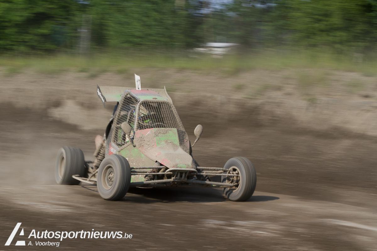 Derde wedstrijd NK Rallycross