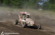 Vijfde plaats voor Pim Garvelink tijdens tweede ronde NK Rallycross