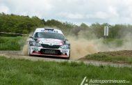 Cedric Cherain pakt 2de plaats in Rally van Wallonië en gaat met vertrouwen richting Ieper