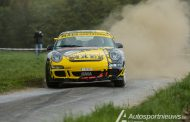 37e Ypres Rally voor Patrick Snijers