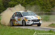 Grégoire Munster op een zucht van de titel - Junior BRC  - Condroz rally