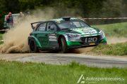 Meer ritme en een 100% nieuwe kp voor de 37e Rally van Wallonië