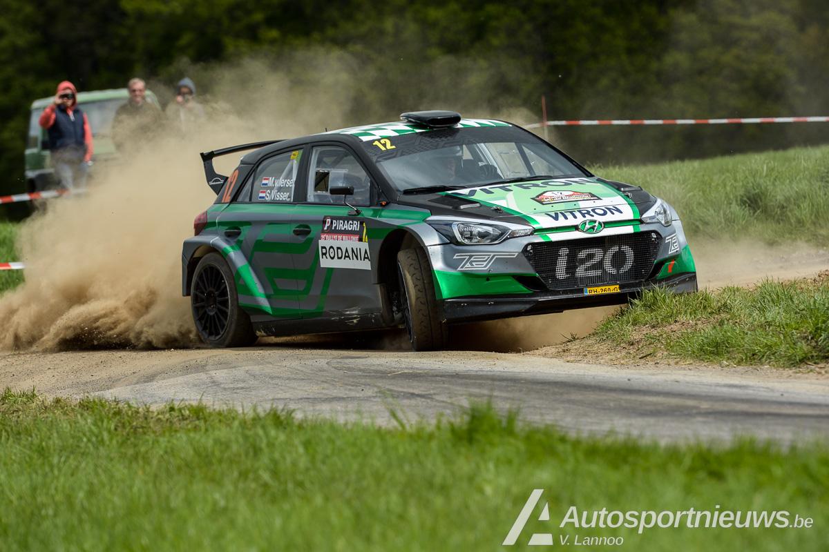 Rally van Wallonië – V.Lannoo
