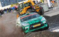 Roald Leemans wil goede prestatiereeks in ELE Rally voortzetten