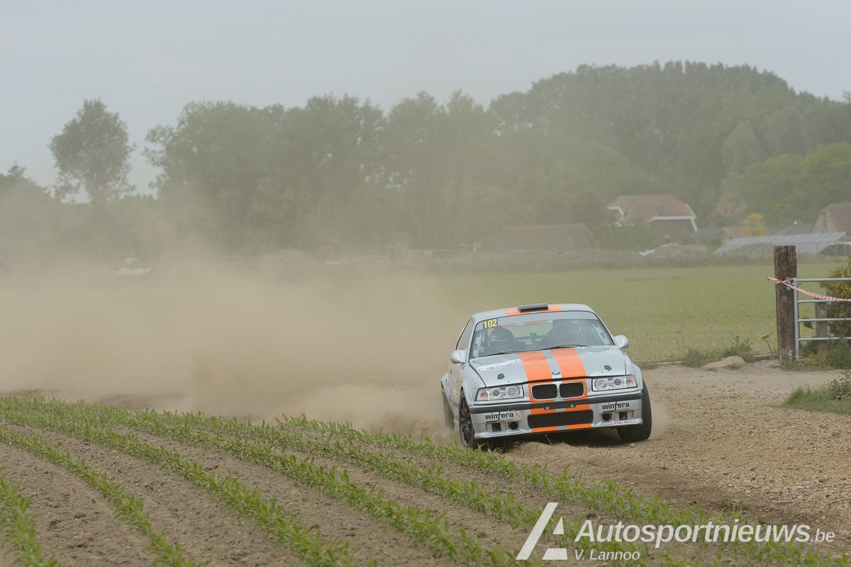 Vernieuwingen in hetRACB Rally Criterium