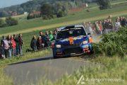 Kobus en de Wild willen de GTC Rally winnen
