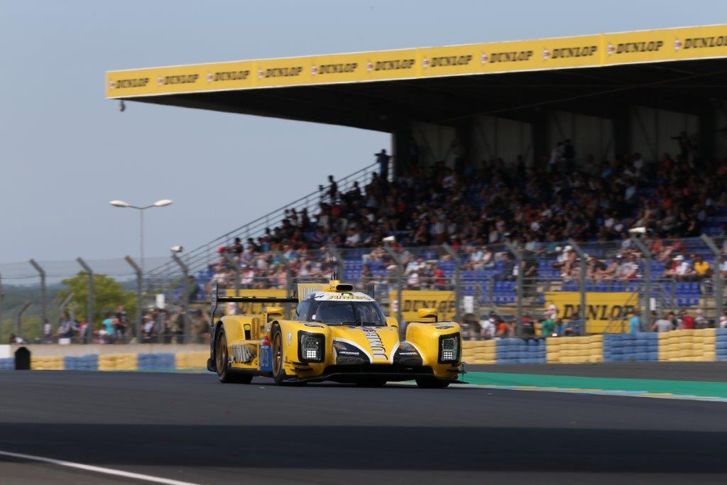 Racing Team Nederland voltooit testdag in Le Mans