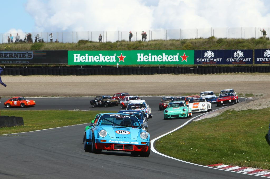 Historic Grand Prix Zandvoort serveert groots toerwagen- en GT-spektakel