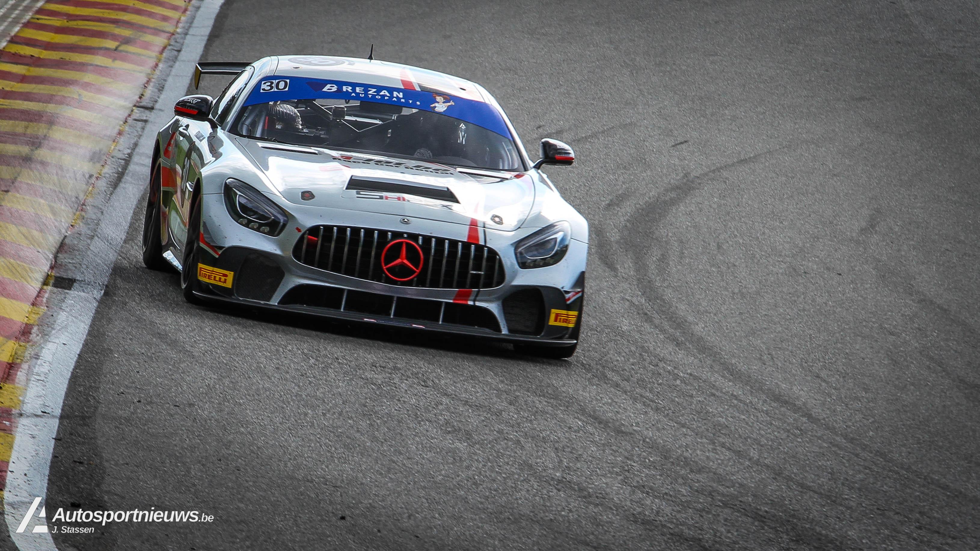 Frustrerend weekend voor Nicolas Vandierendonck en Thems Racing