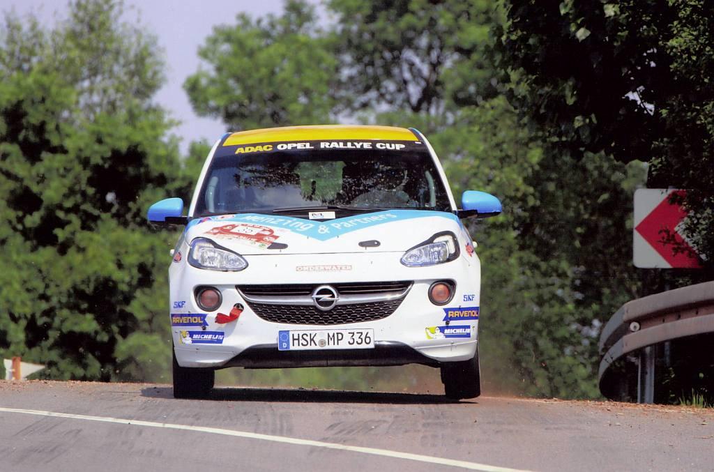 Rallysport Utrecht tevreden na ADAC Rallye Stemweder Berg