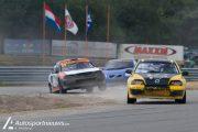Vierde wedstrijd NK Rallycross