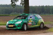 Roals Leemans blijft nuchter over Ypres Rally
