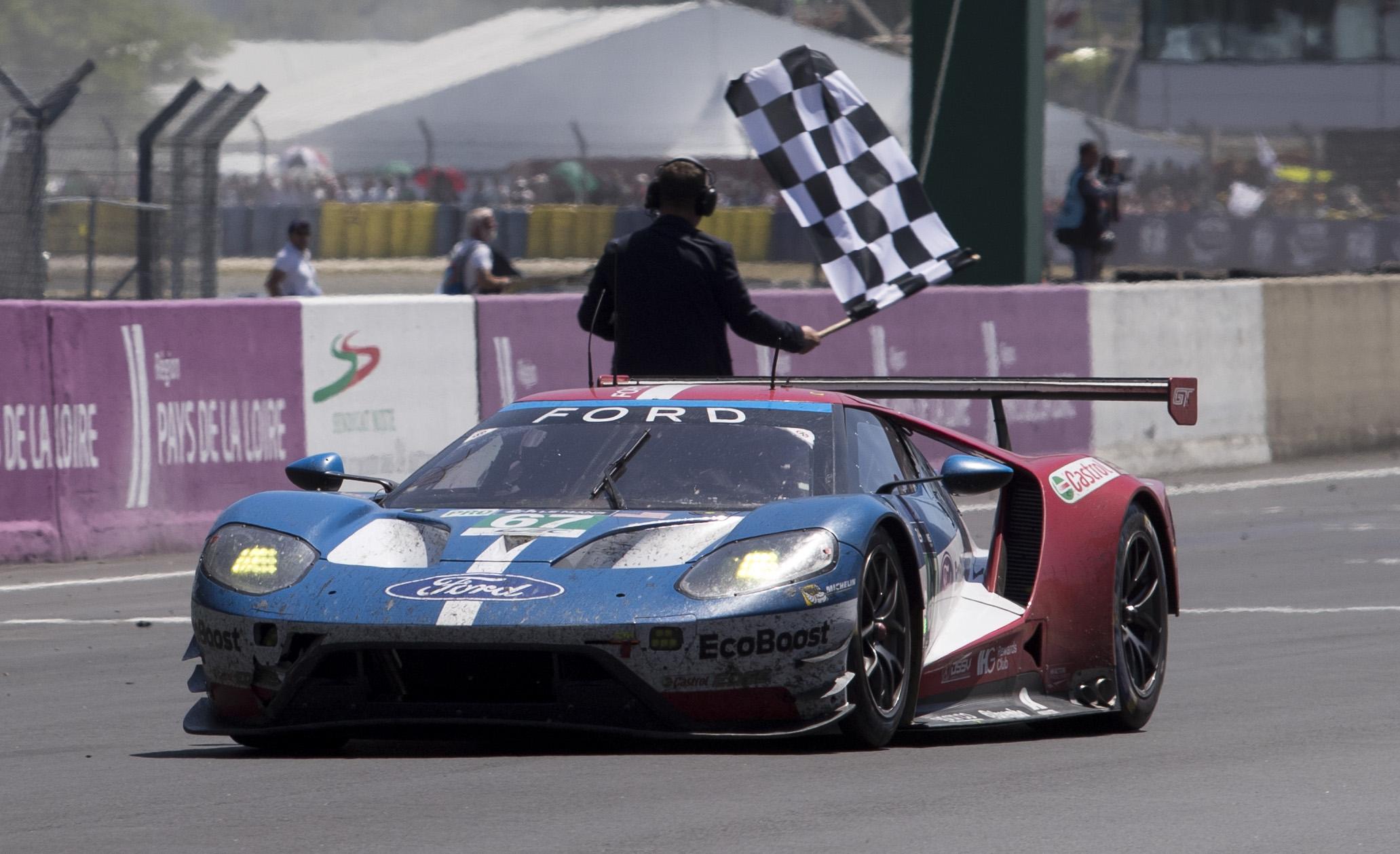 Ford is voorbereid op zwaarste 24 uur van Le Mans ooit