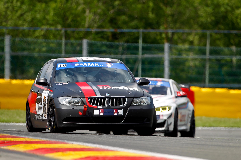 De wet van Murphy houdt Xwift Racing Team van goede eindklassering