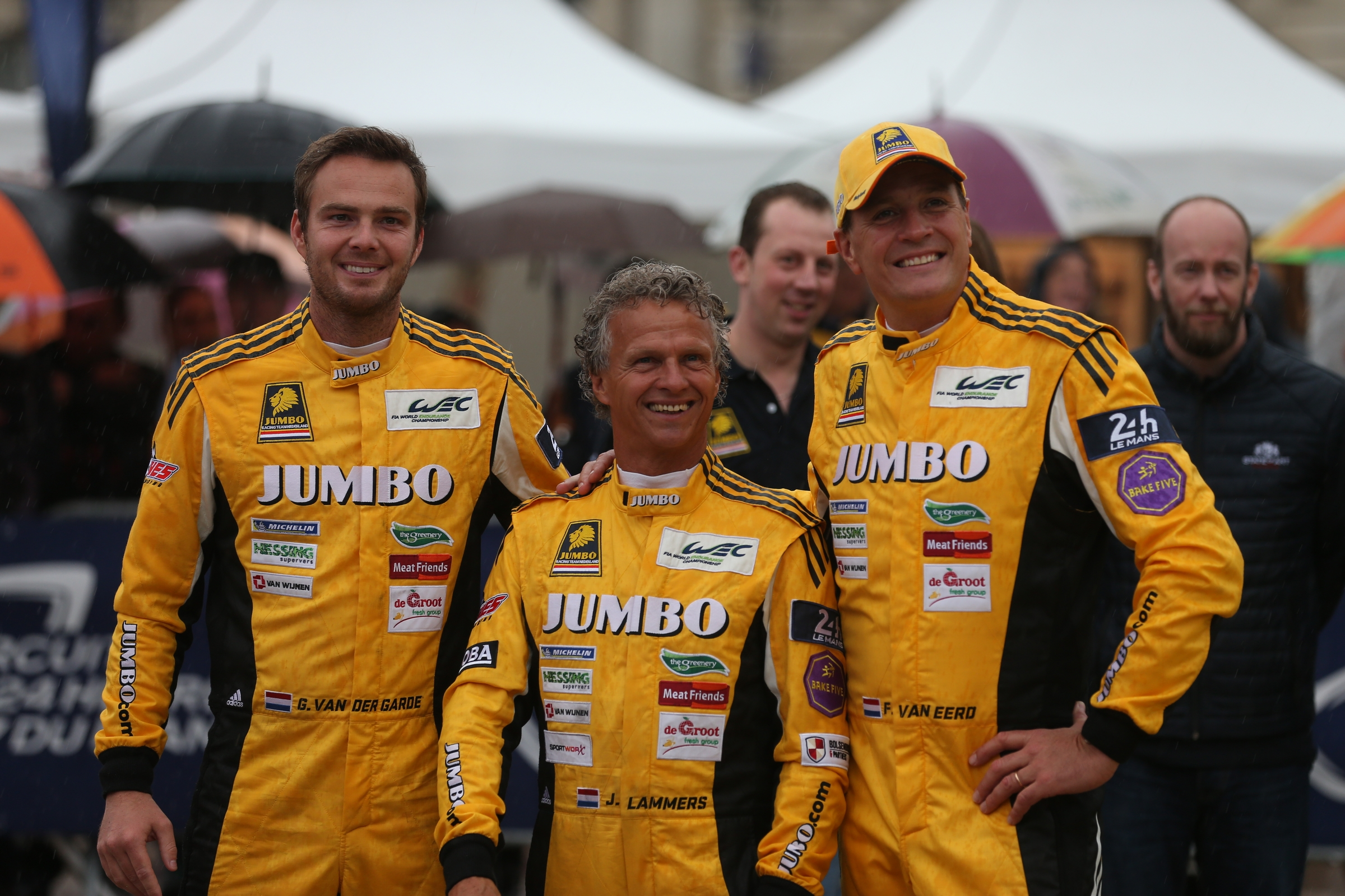 Racing Team Nederland Dallara P217 goedgekeurd voor de 86e 24 uur van Le Mans