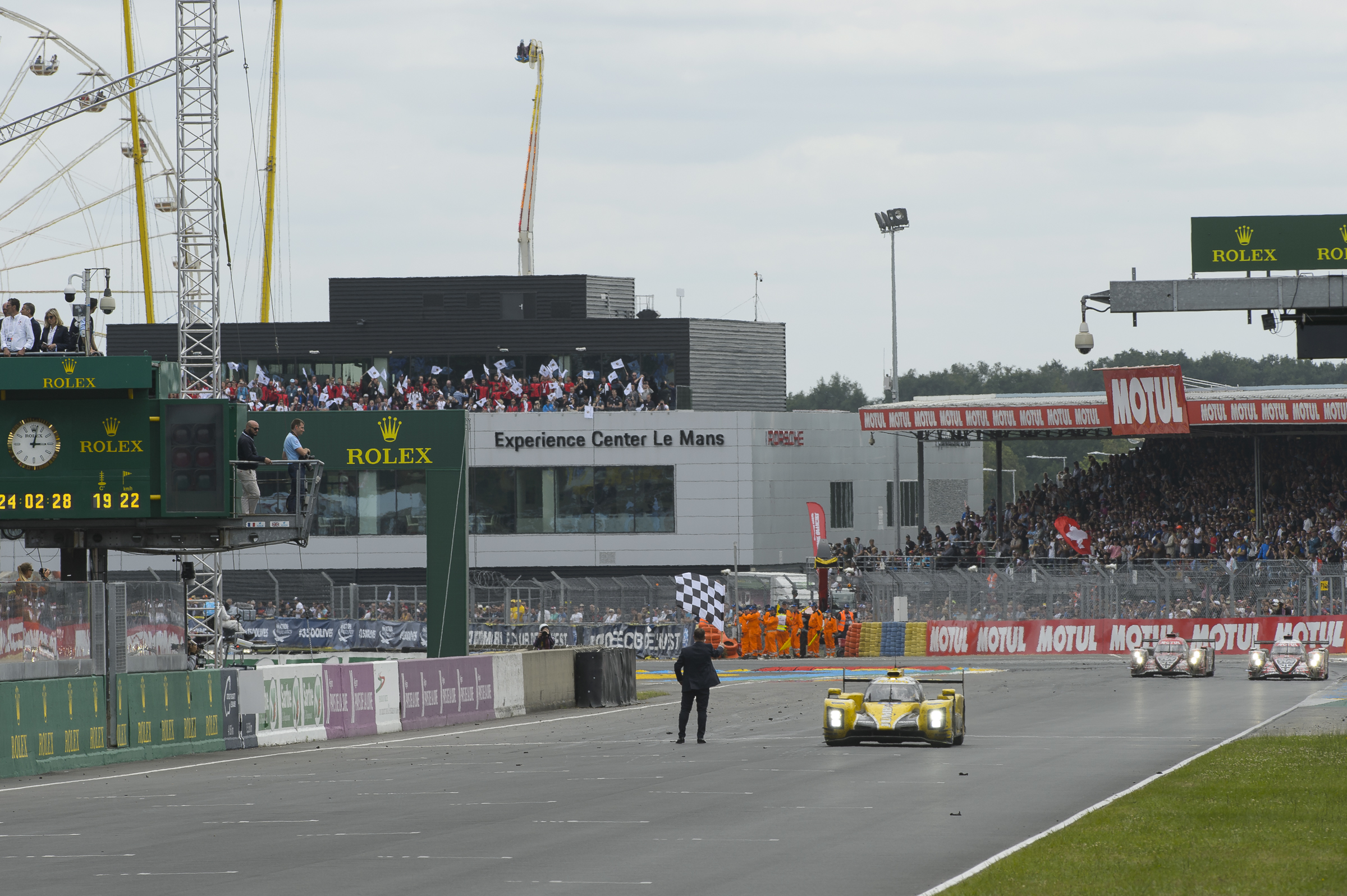 UPDATE: Racing Team Nederland blij met top 10-finish in 24 uur van Le Mans