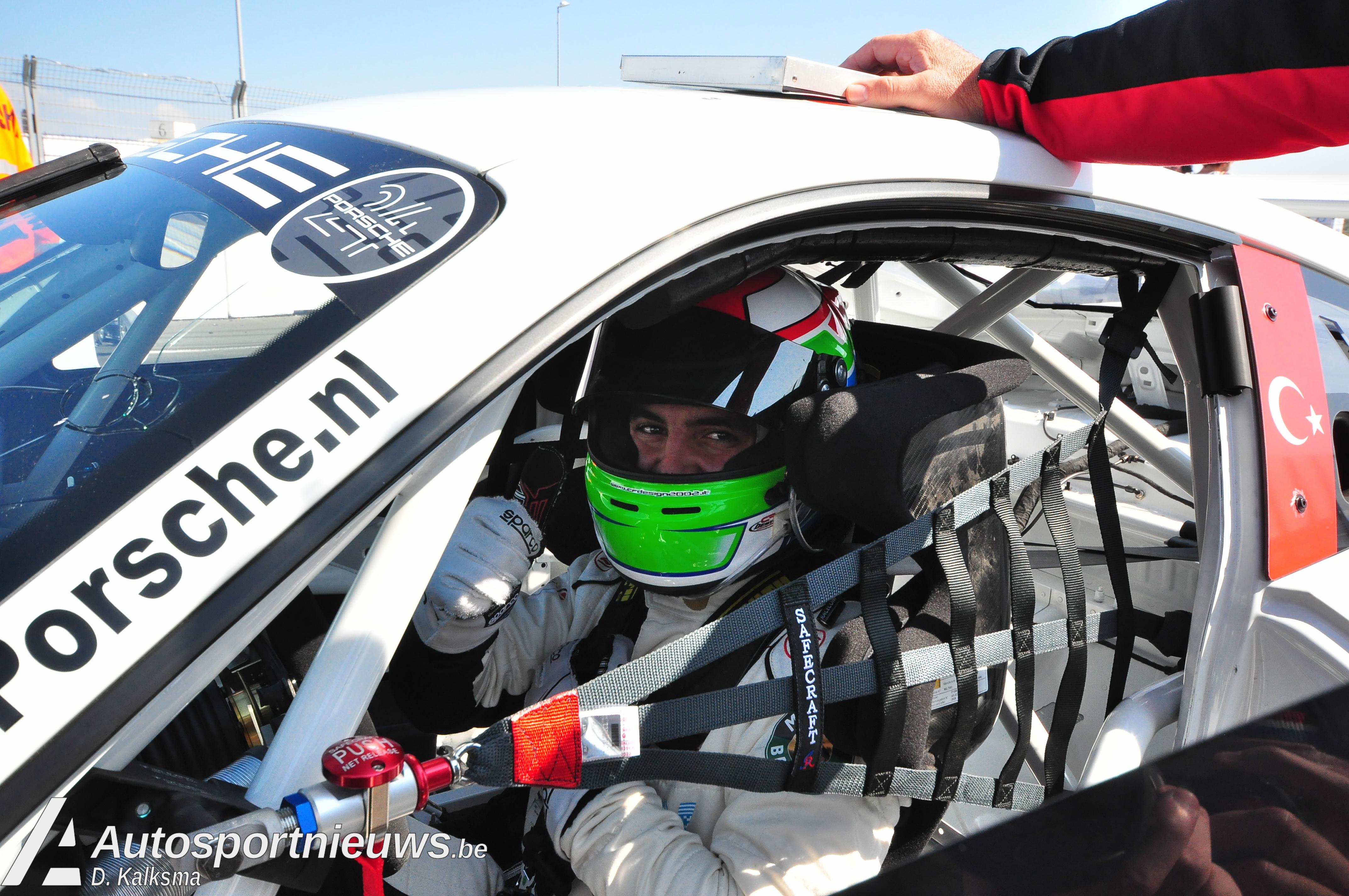 Ayhancan Güven naar FIA GT Nations Cup in Bahrain