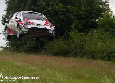 WRC test Toyota Trittenheim en Freisen – A. Voorberg