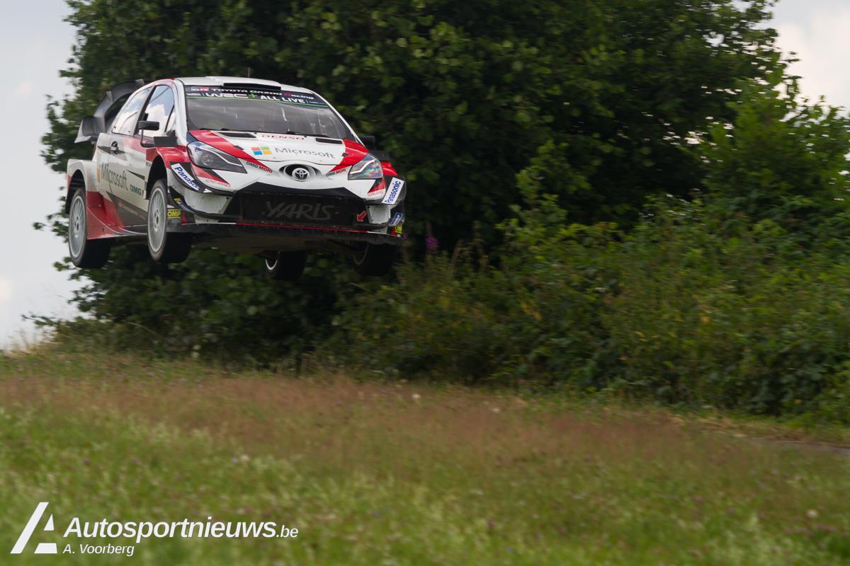 Album: WRC test Toyota Trittenheim en Freisen - A. Voorberg