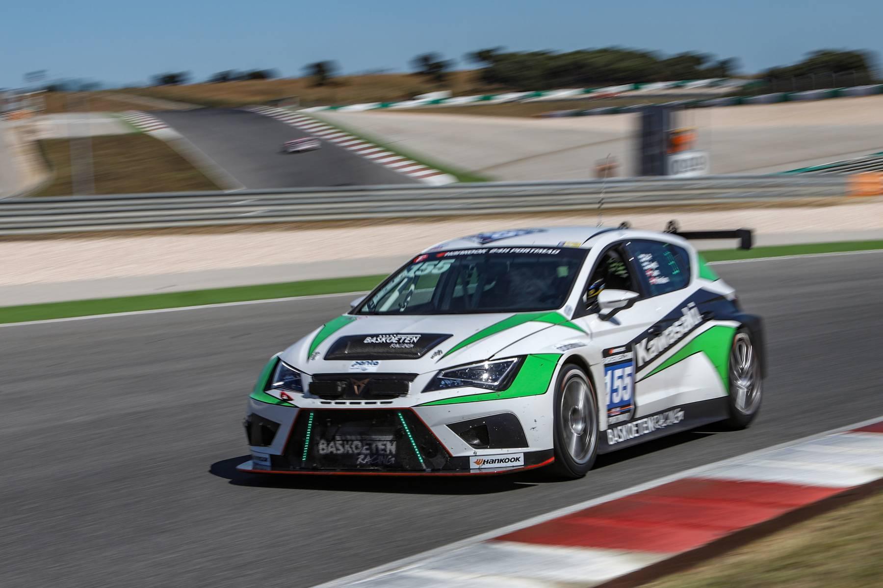 Bohemia Energy racing with Scuderia Praha herhaalt zege bij Hankook 24H PORTIMAO