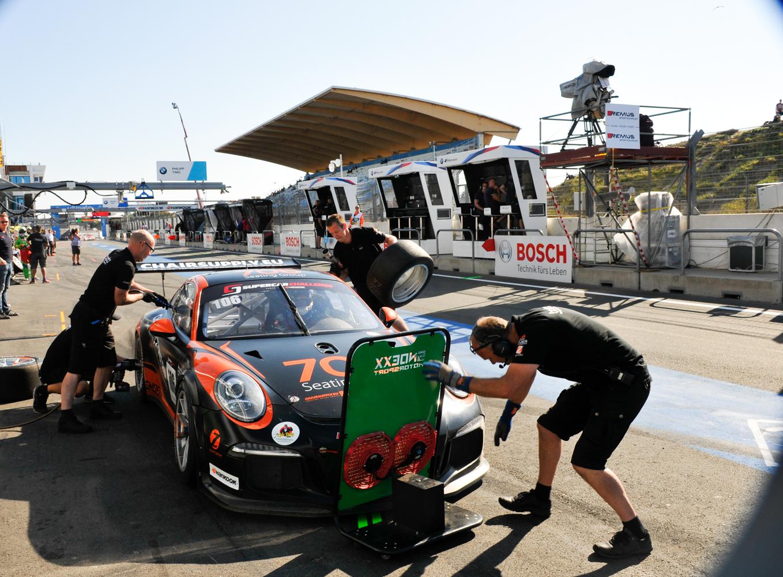 BoDa Racing toont snelheid tijdens DTM-weekend