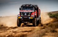 Technische problemen spelen Mammoet Rallysport parten